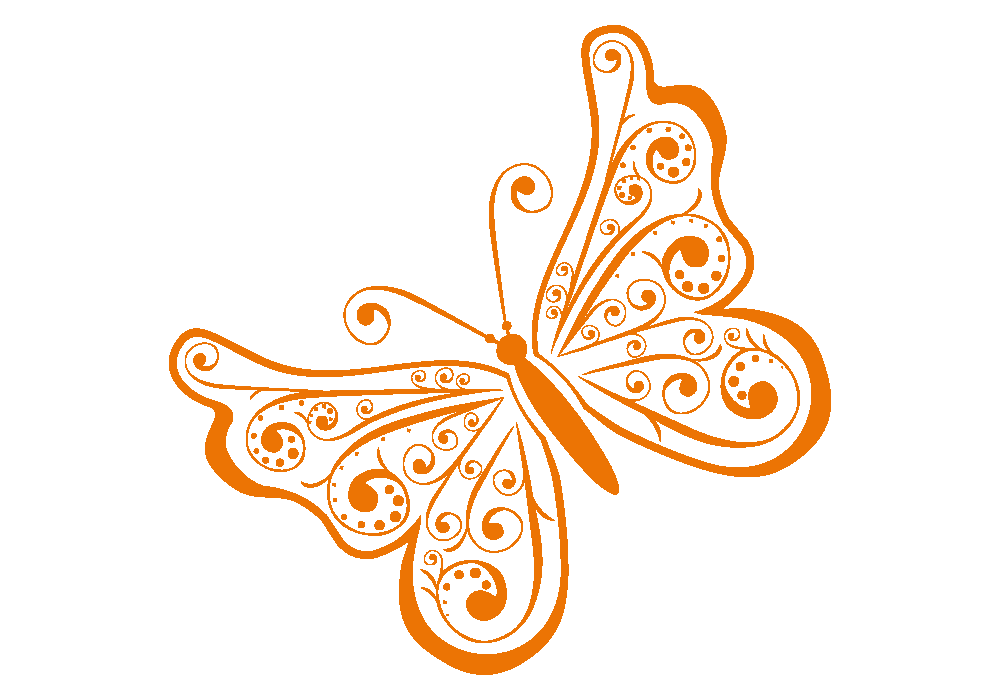 Vinilos mariposas para pared mariposas d para decoracin for Vinilos mariposas