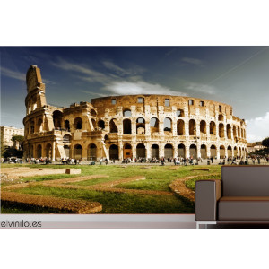 Fotomural Coliseo Roma 2