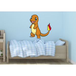 Vinilo Pokemon -  Charmander