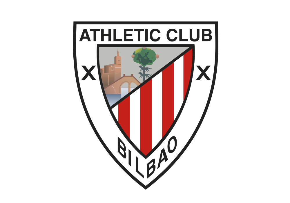 Vinilo escudo Athletic de Bilbao